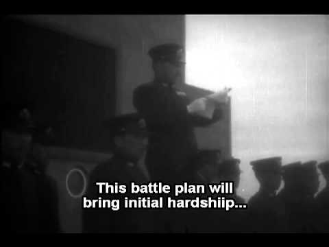The War at Sea from Hawaii to Malay ハワイ・マレー沖海戦 (1942)