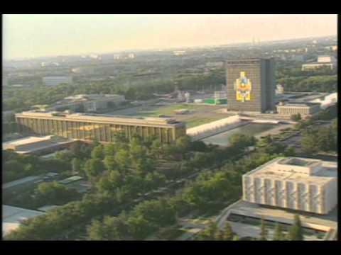 Toshkent / Tashkent - Beautiful (albeit forgotten) Song