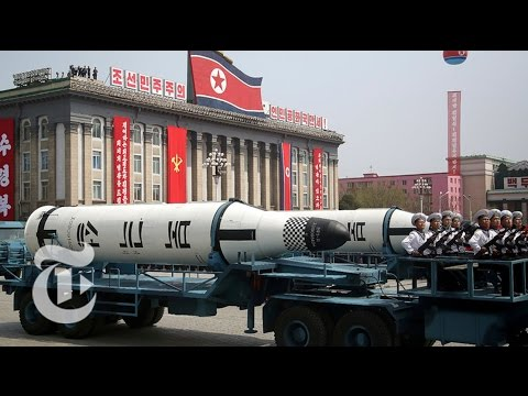 Examining North Korea's Missiles | The New York Times