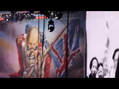 Iron Maiden - Stockholm Friends Arena 13/7 -2013 HD (Part 2)