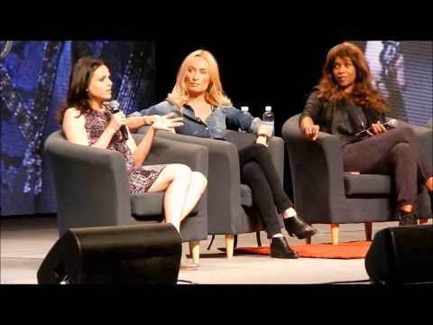 Once Upon A Time: Queens of Darkness Panel @Calgary Expo 2015