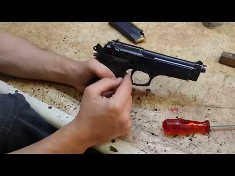 Baretta 92fs inceleme ( Kafkas Silahçılık)