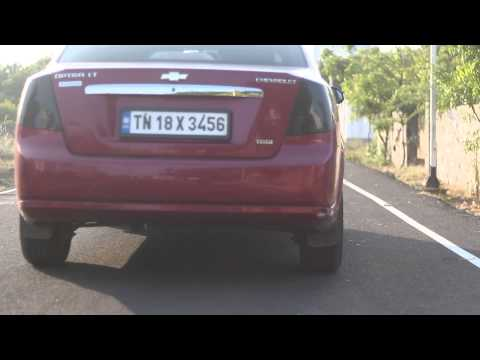 Optra diesel exhaust
