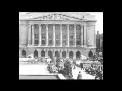 Nottingham Slab Square 1950's