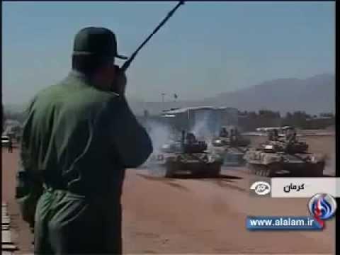 Breaking news news Iran starts military wargames