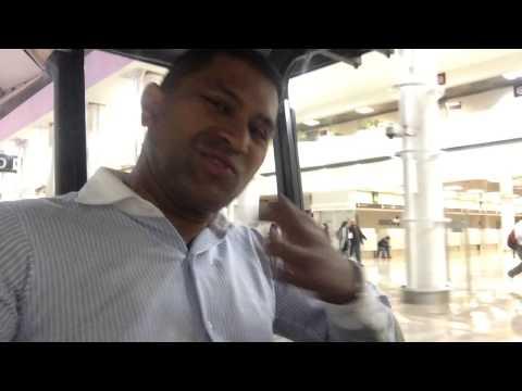 Hertz car rental at Mexico International Airport