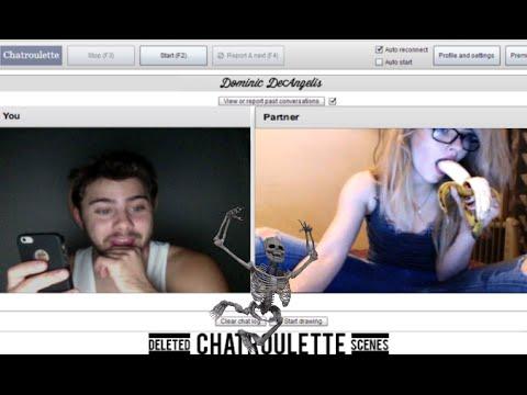 Chatroulette video