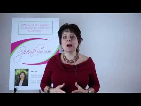 Diane Kluft raves about Speak Your Truth, Women's Empowerment Conference