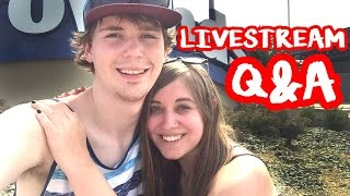 LIVE Q&A W/ INFINITY ON HANNAH!
