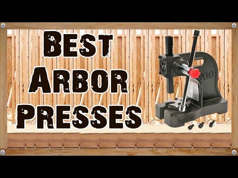 Best Arbor Presses 2017 & 2018 | Top Five Arbor Presses Reviews