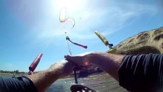 Annox Gold Edition - Kitesurfing in Brasil, with Nikolaj Holmlund