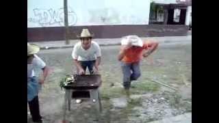 baile chistoso  las mulas de moreno... a...
