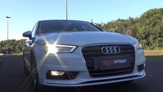 Avaliação Audi A3 Sedan Ambition 2.0 Tfsi | Canal Top Speed