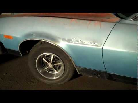 "1973 Ford Ranchero 500 Cobra Jet 351 Cleveland ""Q Code"" 58k original miles"