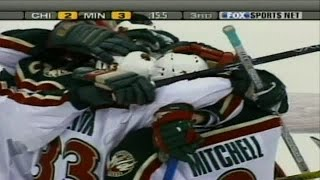 #TBT - Wild score 2 goals in 3 seconds