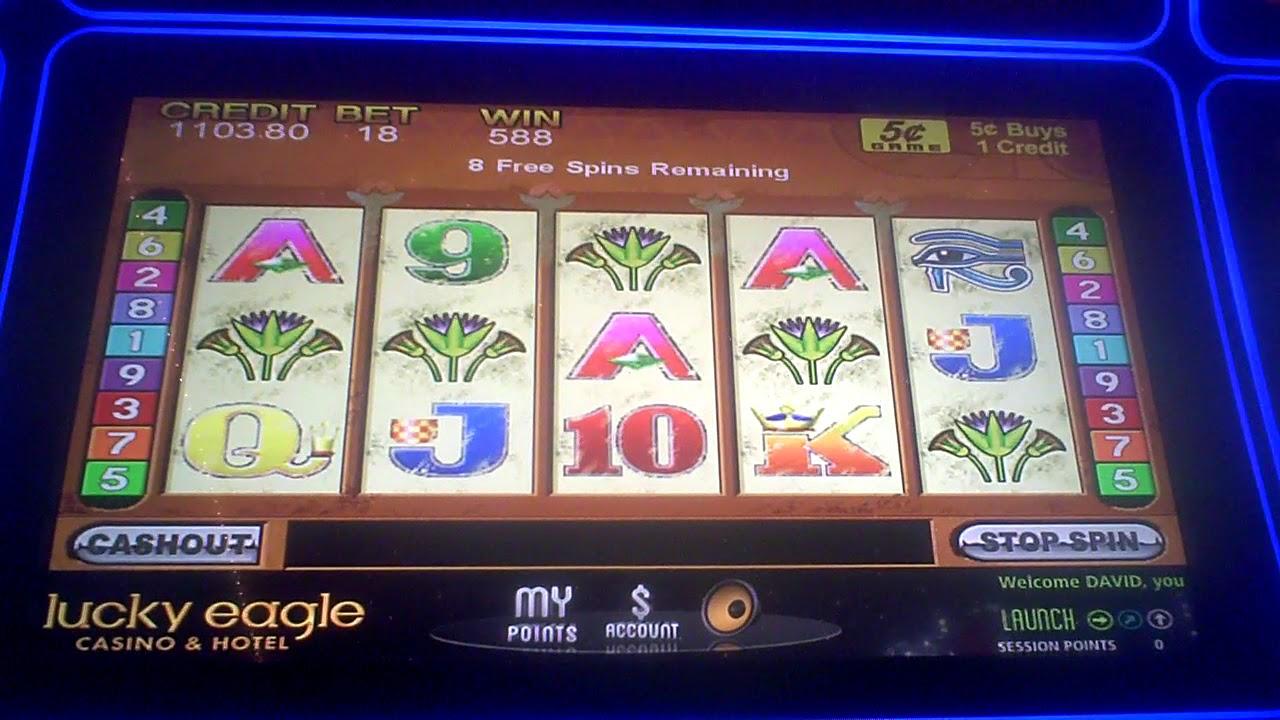 Slot Machine Queen Nile