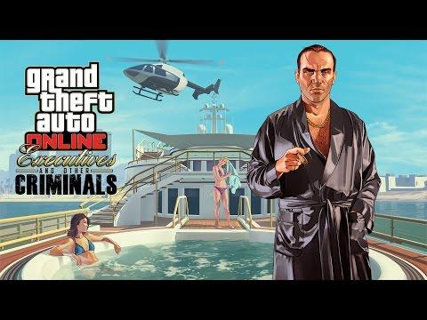 GTA Online: трейлер «Большие люди и другие бандиты»