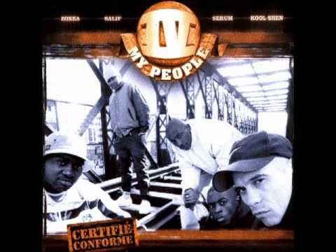 IV MY PEOPLE - C'est chaud (2000) ♫ Sec.Undo