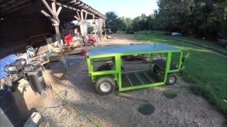 Gungeeks Custom Welding Table Part 4
