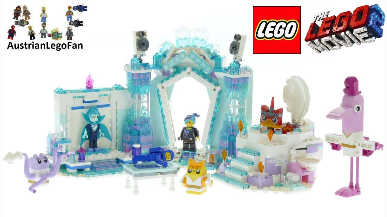 NEW Lego Movie 2 Shimmer and Shine Sparkle Spa 694 pcs