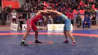 Вольная борьба: Шинго Аримото - Иван Билейчук ! Дан Колов Никола Петров-2018
