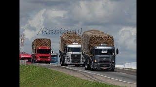 ETS 2 MP Bora rasgar chão #G29 #KM Trucks books