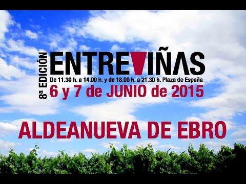 EntreViñas 2015 Aldeanueva de Ebro