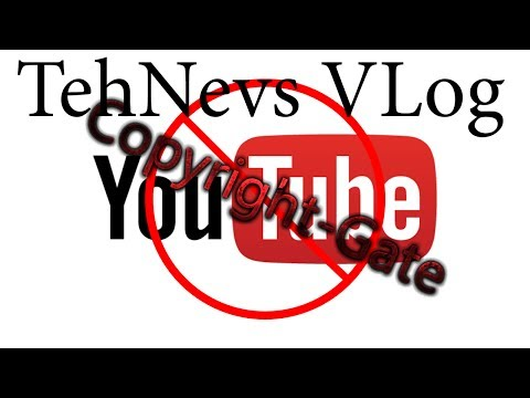 TehNevs Vlog: Episode 7 - YouTube Copyright-Gate, YouTube Gaming's Future, and My Channel