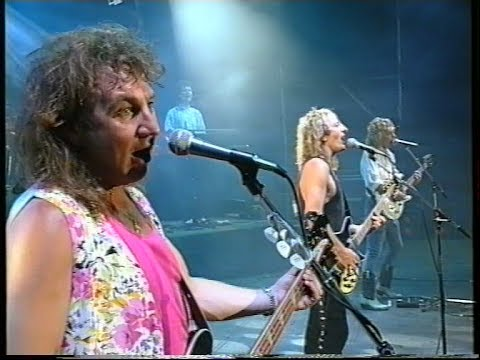 Smokie - Needles And Pins - Live - 1992