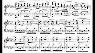 Ignacy Jan Paderewski - Sonate pour Piano, Op. 21