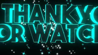 Thank For Watching Video effect (NO COPYRIGHTED)
