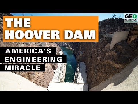 The Hoover Dam: America's Engineering Miracle