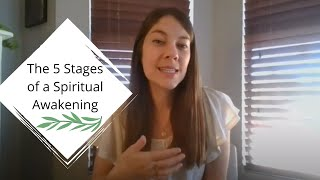 Temple Time: The 5 Stages of a Spiritual Awakening