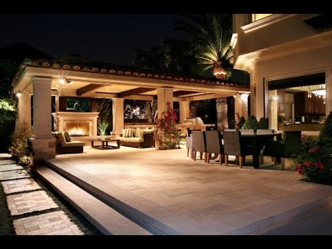 Mediterranean Patio Design Ideas