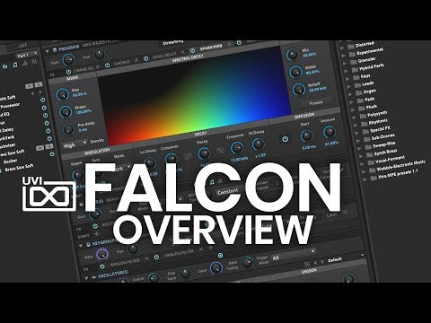 UVI Falcon 2 Crack + Activation Code & Torrent Full Version