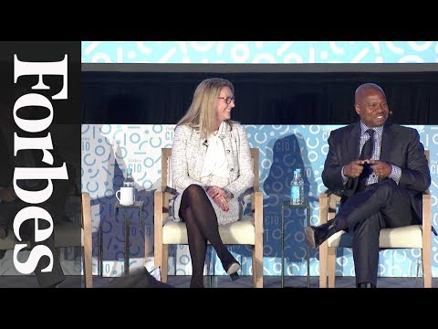 2018 CIO Summit: Forbes CIO Innovation Award Presentation and Panel | Forbes Live