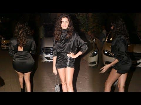 Tiger Shroff's Heroine Tara Sutharia Looking Gorgeous at Party | Soty 2 Full Team