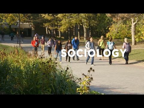 Sociology at the University of Waterloo