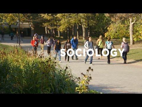 Sociology at the University of Waterloo