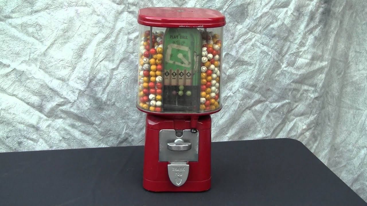 acorn up machine