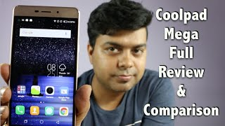 Coolpad Mega 2.5D Full Review India, Camera, Gaming, Comparison | Gadgets To Use