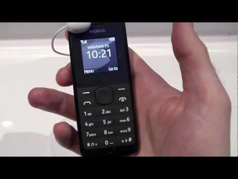 Nokia 105, prise en main au MWC 2013 - par Test-Mobile.fr