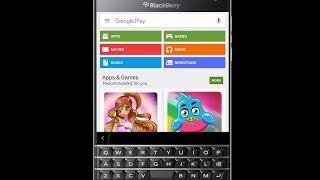 How to Download google play store on blackberry  phone   Blackberry Passport   z10   Q10   Z30   Z3
