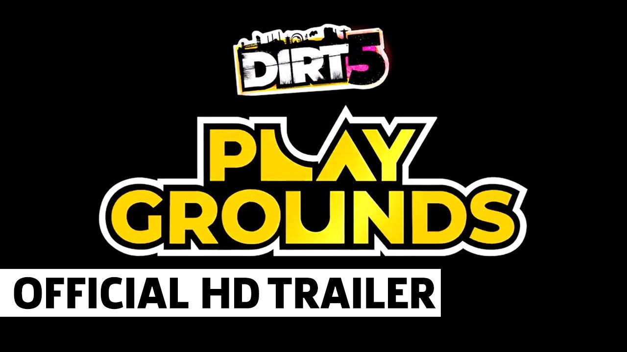 DIRT 5 Playgrounds | The ULTIMATE Guide to Creating Custom Racing Arenas