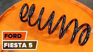 Гледайте видео ръководство за това как да заменете Комплект принадлежности, дискови накладки на OPEL REKORD C Coupe