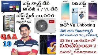 Nanis Question and Answer 10 ( Q&A#10 ) in Telugu Tech-Logic