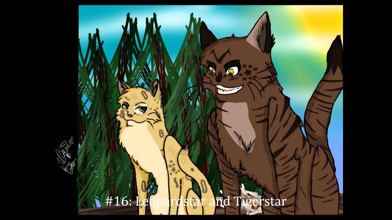 Top Warrior Cat Couples Part 1