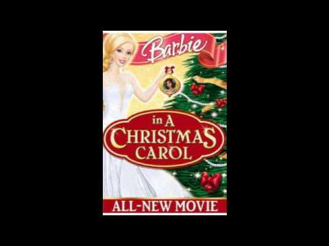"""Barbie in A Christmas Carol"" Soundtrack - Silent Night  -  Melissa Lyons"