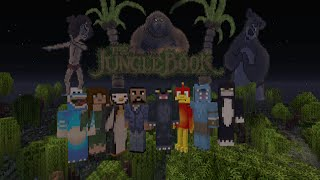 Minecraft Xbox - Murder Mystery - The Jungle Book! W/Download