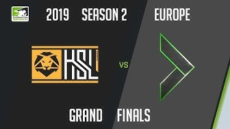 HSL Esports vs Team Gigantti (Part 1)   OWC 2019 Season 2: Europe [Grand Finals]